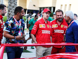 """Sebastian Vettel: """"Er zit nog potentie in deze auto"""""""