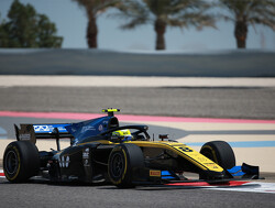 Ghiotto tops low-grip practice in Baku