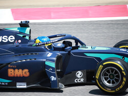 Sette Camara leads practice at Paul Ricard