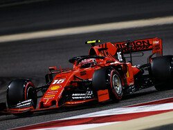 Leclerc to use Bahrain power unit in China