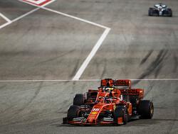 """Charles Leclerc: """"Gelukkige situatie bij een ongelukkige race"""""""