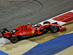 Leclerc zal in China de power unit van Bahrein gebruiken