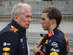 """Marko over wissel bij Red Bull: """"We moesten reageren en Albon de kans geven"""""""