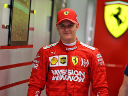 Schumacher impressed by 'crazy' F1 speeds