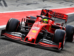 Mick Schumacher makes test debut with Ferrari in Bahrain
