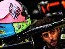 Ricciardo voelt zich na test in Bahrein nog niet comfortabel in Renault
