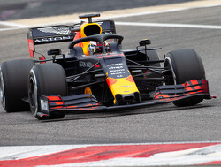 Verstappen leads Schumacher after disrupted first day of testing in Bahrain