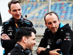 Robert Kubica voelt zich passagier aan boord van FW42