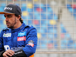 Renger van der Zande looft Fernando Alonso