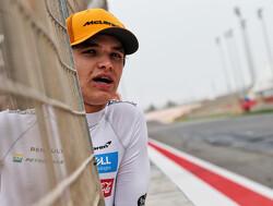 """Norris: """"Racesnelheid McLaren beter dan we hadden verwacht"""""""