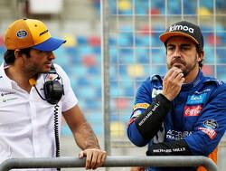 McLaren ontkent verhalen dat Fernando Alonso team verlaten heeft