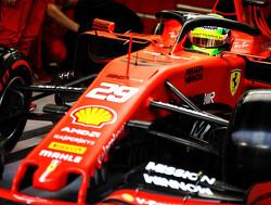 Mick Schumacher onder de indruk van snelheid Formule 1-auto's