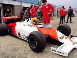 Ayrton Senna Special: Deel 11: Ayrton als testrijder - Keuze uit verschillende teams (1983)