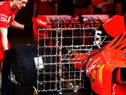 Nieuwe achtervleugel Ferrari brengt nog meer topsnelheid