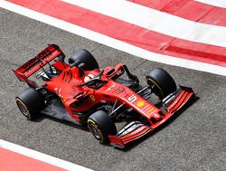 <b>Testupdate</b>: Vettel snelste in ochtend op Bahrein
