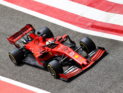 Vettel leads morning session on test day two in Bahrain