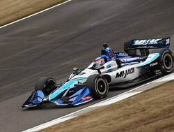 Sato beats teammate Rahal to pole