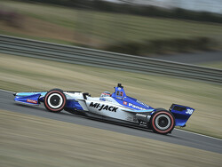 Sato dominates to convert pole into victory at Barber