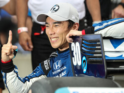 Dominante Sato zegeviert ondanks grote fout op Barber Motorsports Park