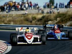 Ayrton Senna Special: De auto 1 - Toleman TG183 Hart (1983-1984)