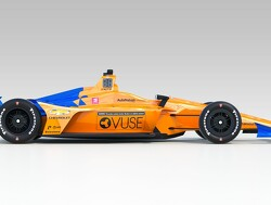McLaren onthult bolide Alonso voor Indianapolis 500
