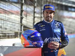 """Fernando Alonso: """"Als ik terug ga naar de Indianapolis 500, kies ik voor de meest competitieve optie"""""""