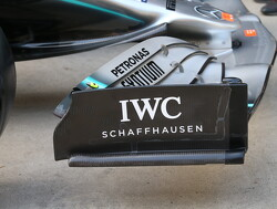 Mercedes forced to modify front wing after FIA request