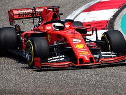 <b>VT1</b>: Vettel op mediums de snelste in China, Verstappen vierde