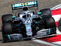 <b>VT2</b>: Bottas blijft Vettel voor in China, Verstappen noteert derde tijd