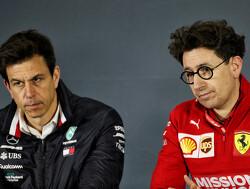 Ferrari gebruikte vetorecht zodat Wolff niet de nieuwe baas van F1 werd