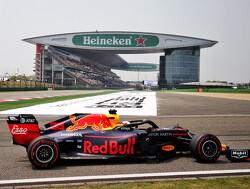 Red Bull Racing test kennis personeel