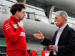 Gemengde gevoelens bij concurrentie over veto Ferrari in Formule 1