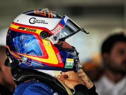 """Sainz: """"Bij fouten van de top 6 is podium mogelijk in Bakoe"""""""