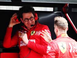 Binotto: No specific reason led to Vettel's Ferrari departure