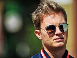 Nico Rosberg test snelle racewagen van Volkswagen
