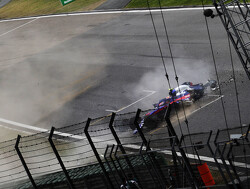 Albon to sit out qualifying following FP3 crash