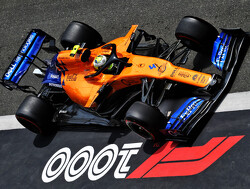 Norris: China result 'more realistic' for McLaren
