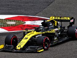 Ricciardo voelt zich in China 'meer op zijn gemak' in de Renault