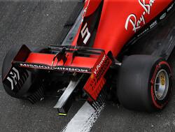 """Vettel kan leven met derde plaats: """"We hebben nog werk te doen"""""""