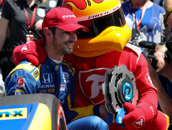 Alexander Rossi op pole position voor Long Beach Grand Prix