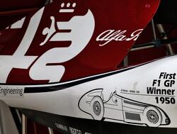 Motorproblemen Antonio Giovinazzi afkomstig van oude-specificatie Ferrari elektronica