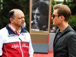Frederic Vasseur richt zich op podiums voor Alfa Romeo