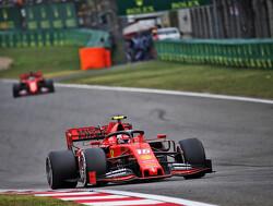 Leclerc defends Ferrari's call to extend his second stint