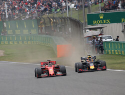 Verstappen has no problem with Vettel overtake