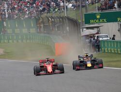 Verstappen zegt dat verdedigende actie Vettel 'in orde' was