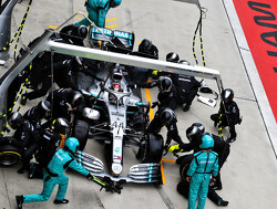 Wolff was the first to suggest double stack pit stop
