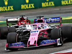 Perez thrilled with 'perfect' race in China