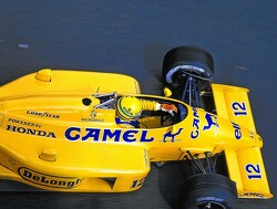 Ayrton Senna Special: Deel 23 - Laatste jaar bij Lotus - Uitstekend seizoen met de 1986-specificatie Honda-motor (1987)