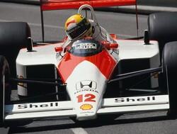 Ayrton Senna Special: Extra 3: Moddergooien (1988)