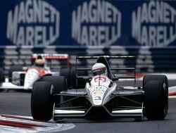 Ayrton Senna Special: Teamgenoten 4: Satoru Nakajima - de Japanse regenrijder (1987)